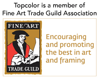 Topcolor is a member of Fine Art Trade Guild Association
